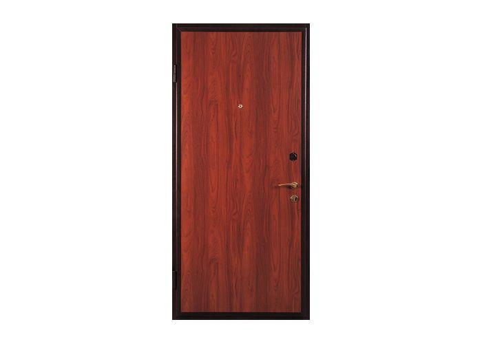 двери входные металлические ламинированная с одной стороны